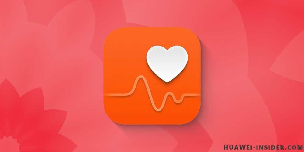 Приложение Huawei Health (Здоровье)