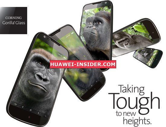 История компании Corning Gorilla Glass