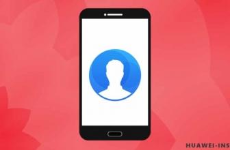 Как поставить фото контакта на Honor и Huawei