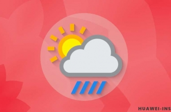 Как настроить погоду на телефоне Honor и Huawei